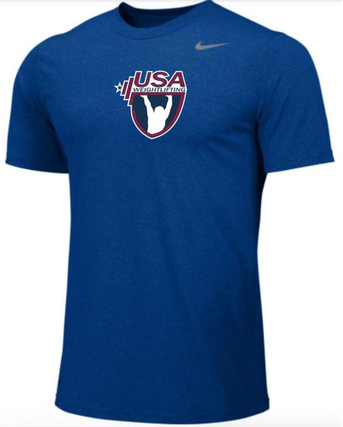 Nike Men's USA Weightlifting Legend - Game Royal/Cool Grey