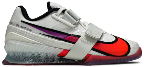 Nike Romaleos 4 SE - Pale Ivory/Hyper Violet
