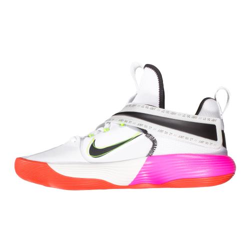Nike React HyperSet SE - White/Black/Bright Crimson