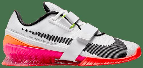 Nike Romaleos 4 SE - White/Black/Bright Crimson
