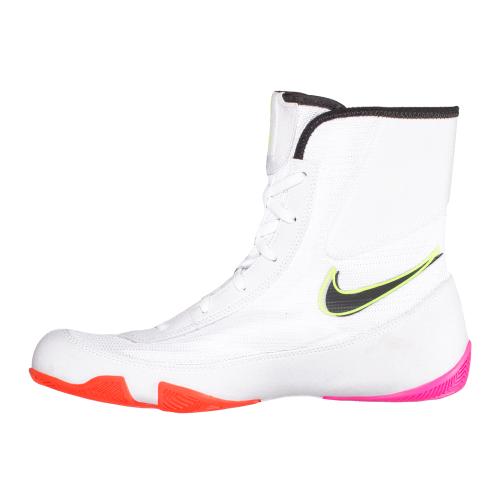 Nike Machomai SE - White/Black/Bright Crimson