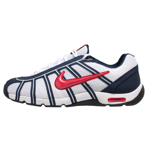 69da75dab9a Nike Air Zoom Fencer - White   Navy   Red