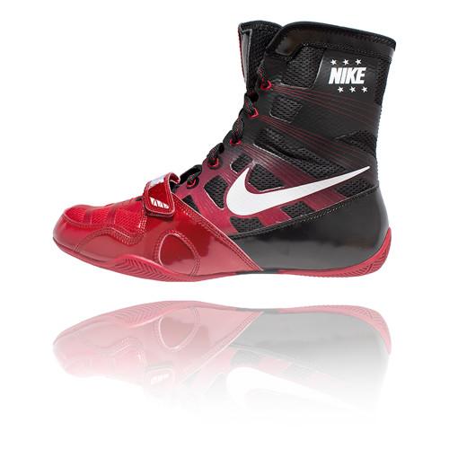 e30b9c14a543 Nike KO Boxing Shoe - University Red White