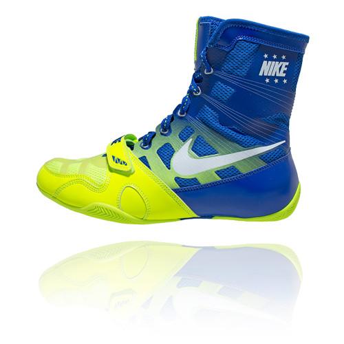 online retailer af7b1 b0412 Nike HyperKO - Volt White Game Royal