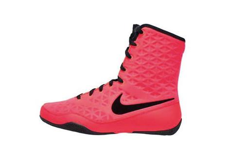reputable site ca812 c4b7a Nike KO Boxing Shoe - Hyper Punch Black