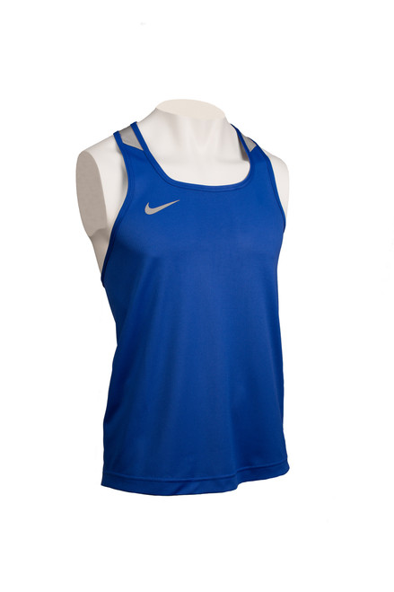 Nike Boxing Tank - Royal/Pewter