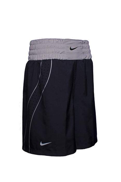 Nike Boxing Short - Black / Pewter