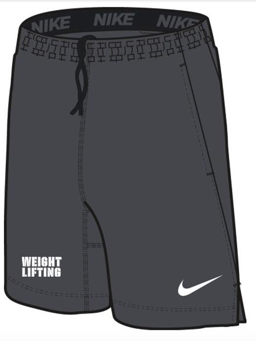 3bb307827ba9f Nike Men s 2 Pocket Fly Short - Anthracite White
