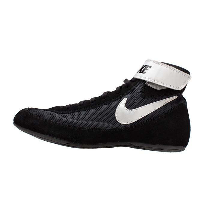 save off ab046 cf550 Nike Speedsweep VII - Black Metallic Silver