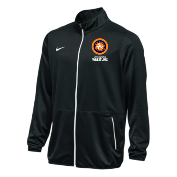Nike Men's UWW Rivalry Jacket - Black/White