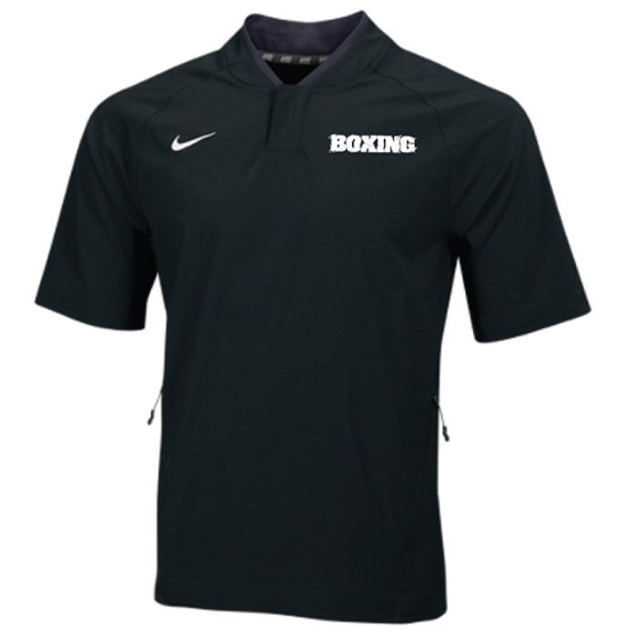 Nike Men's Boxing SS Hot Jacket - Black/White