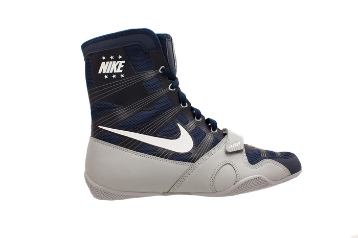 uk availability f9063 2d505 Nike HyperKO Limited Edition - Midnight Navy White Silver