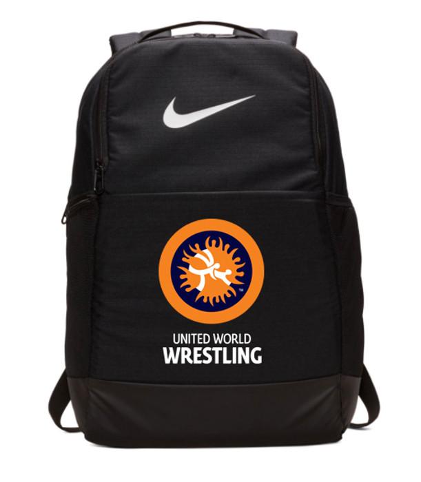 Nike UWW Brasilia Backpack - Black/White