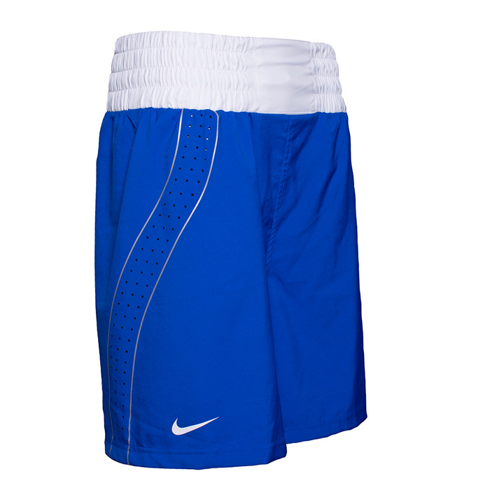 Nike Boxing Competition Short - Royal