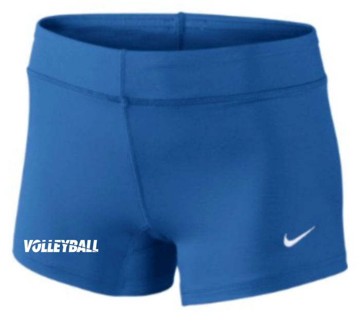 Nike Women's Volleyball Performance Game Short - Royal