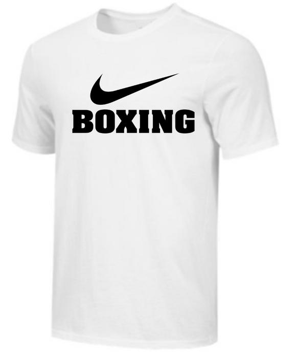Nike Men's Boxing Tee - White