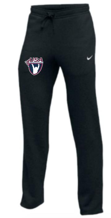 Nike Men's USAW Club Fleece Pant - Black