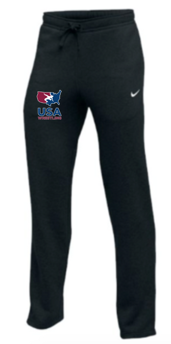 Nike Men's USAWR Club Fleece Pant - Black