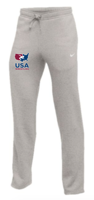 Nike Youth USAWR Club Fleece Pant - Heather Grey