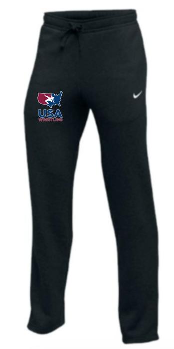 Nike Youth USAWR Club Fleece Pant - Black