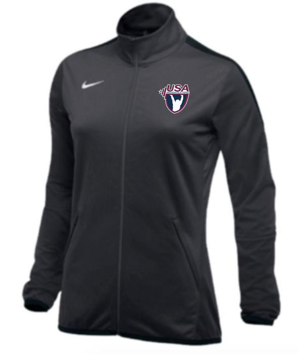 Nike Women's USAW Epic Jacket - Anthracite