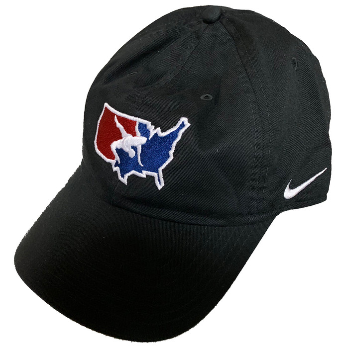 Nike USAWR Campus Cap - Black