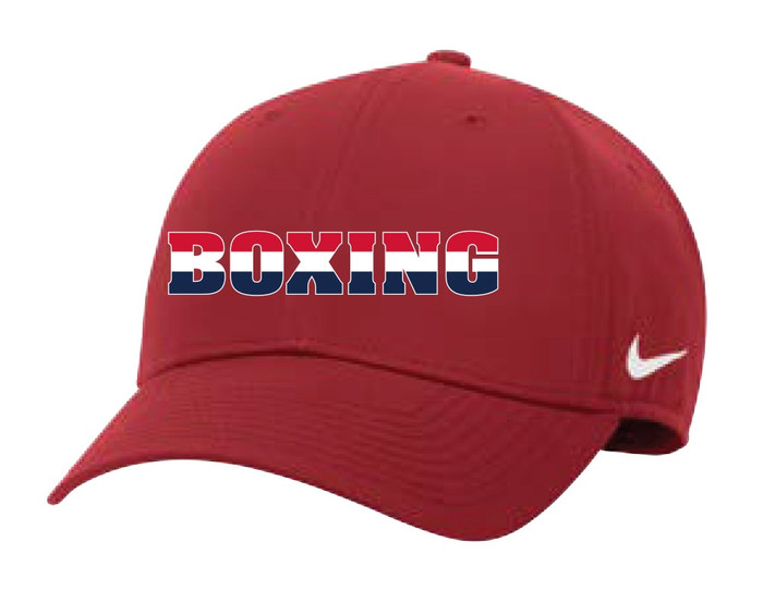 Nike Boxing Campus Cap - Red/White/Blue