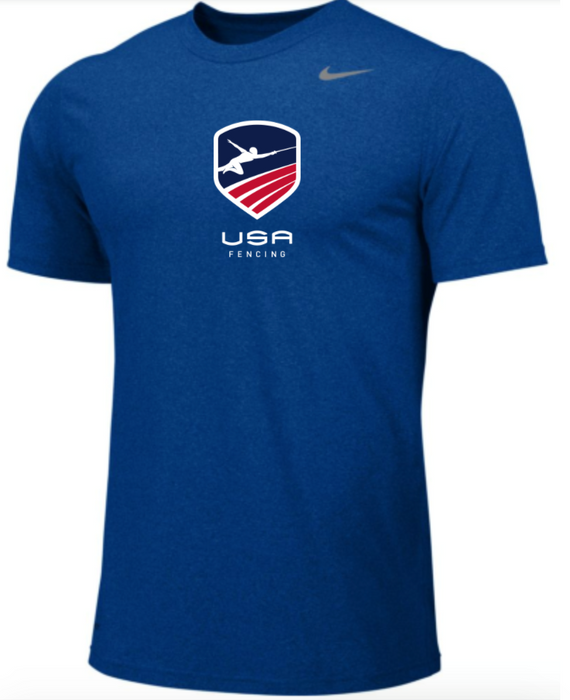 Nike Men's USA Fencing Legend - Game Royal/Cool Grey