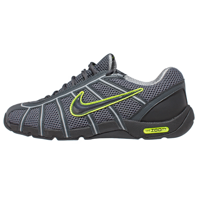 Nike Air Zoom Fencer - Grey / Volt