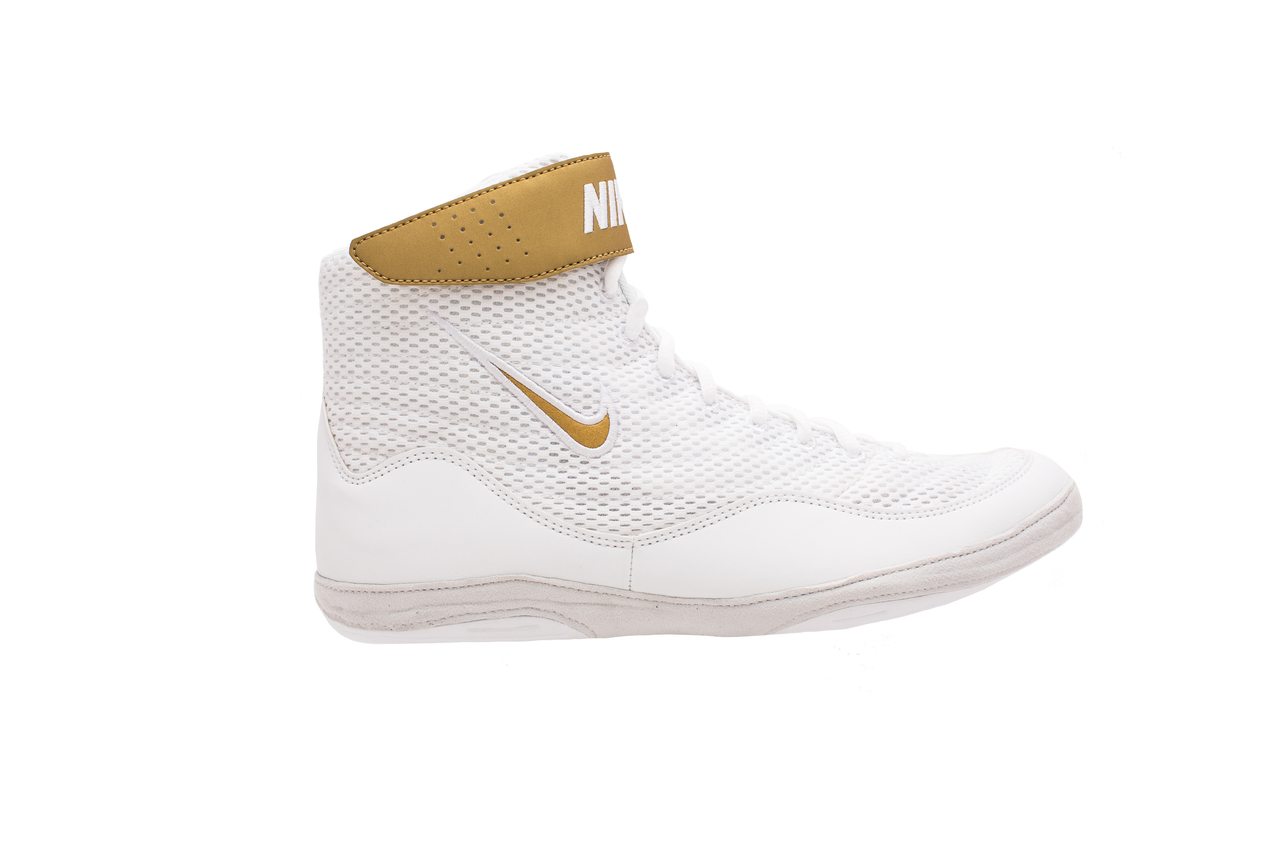 4bfbc7b946ad4 Nike Inflict 3 Limited Edition - White Metallic Gold