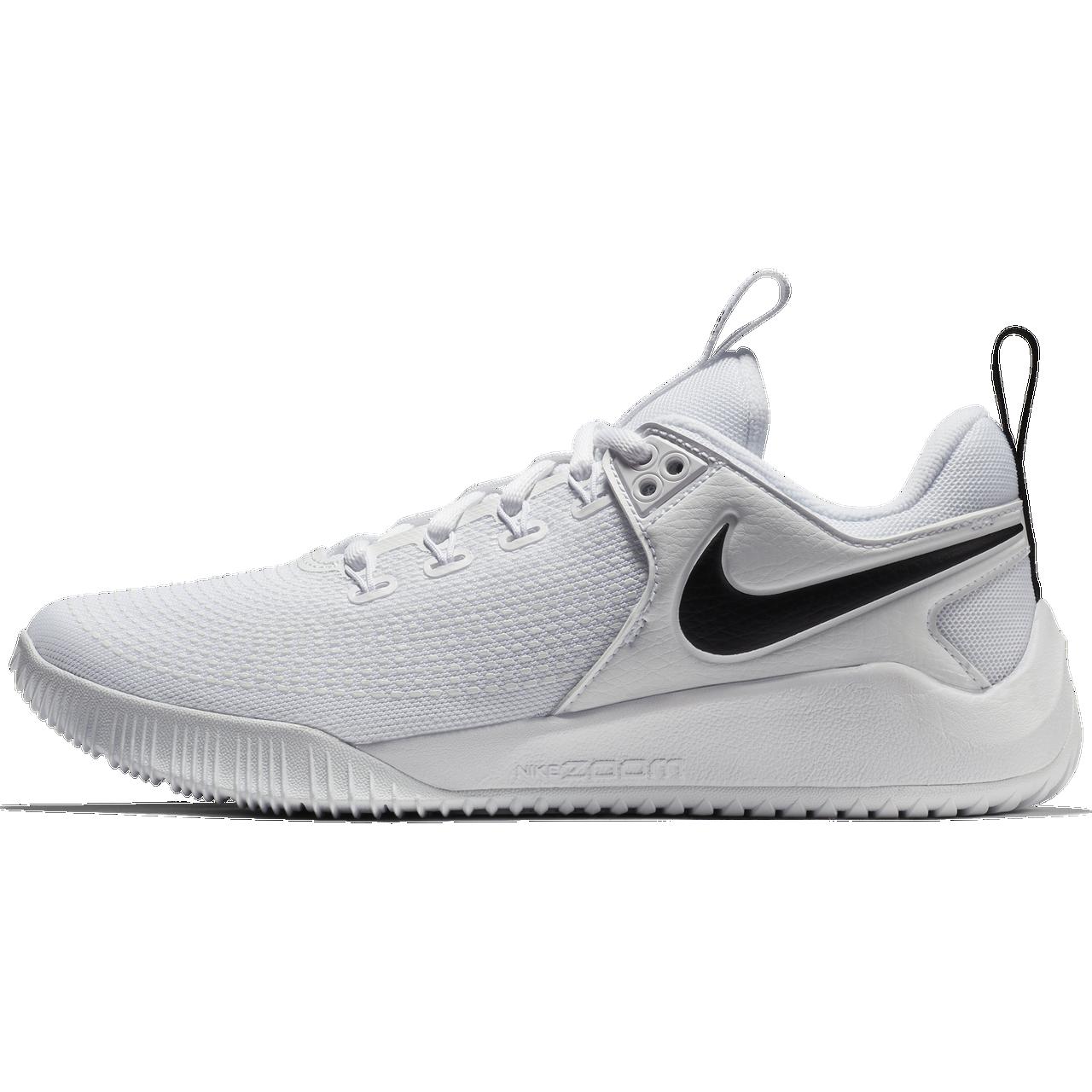 buy popular c904a e5b3e Nike Men s Zoom HyperAce 2 - White Black