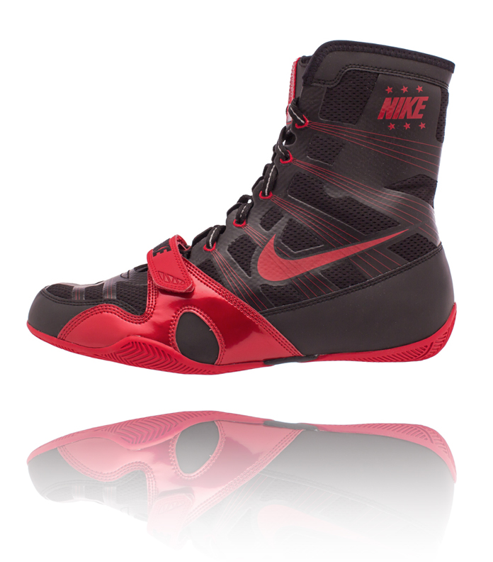 on sale 3f372 709bf Nike HyperKO - Black   Red
