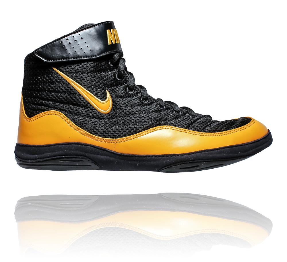 Nike Inflict 3 , Black / University Gold / University Gold