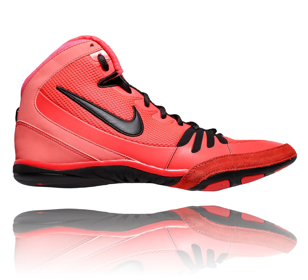 best service 3326b 37be9 Nike Freek Bright Crimson   Black