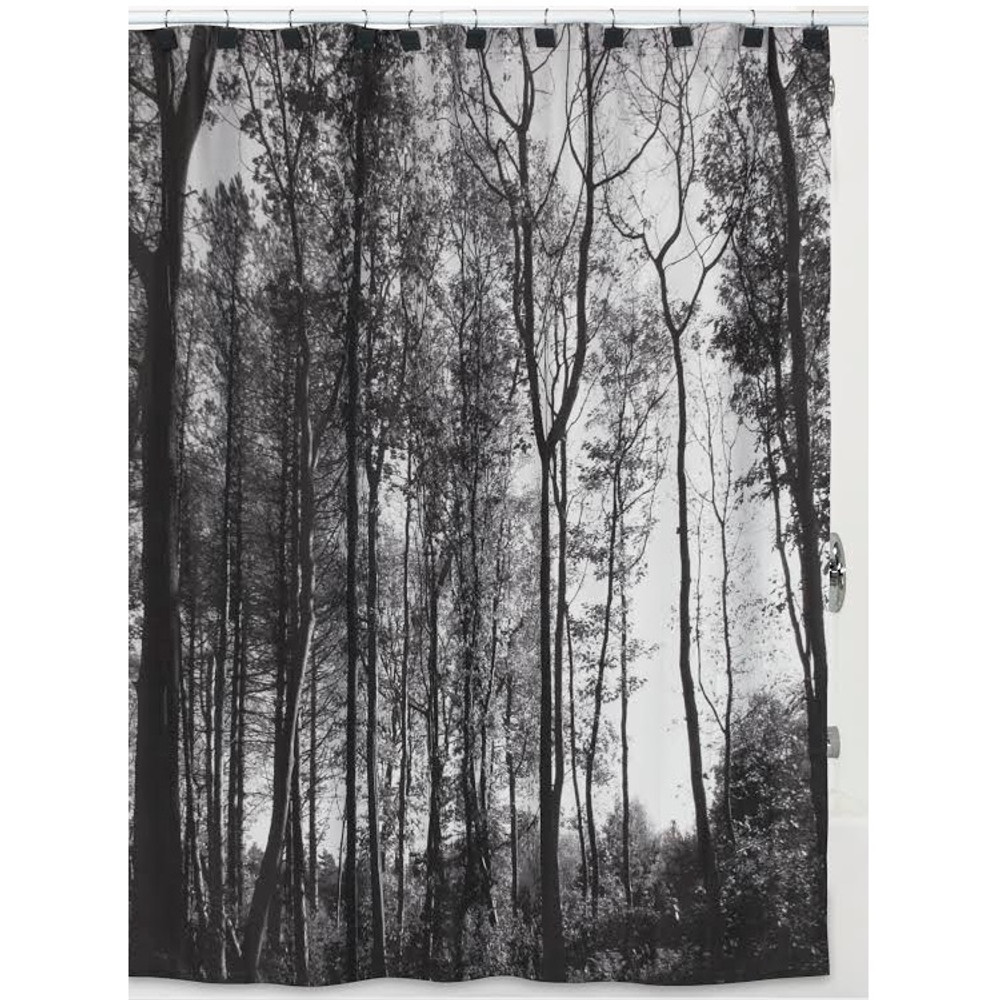 Trees Shower Curtain Sylvan