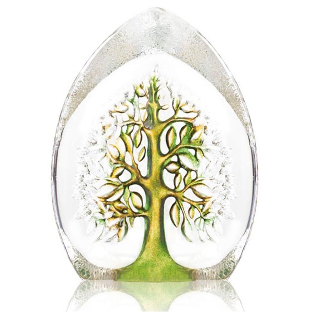 Tree of Life Crystal Sculpture   33981   Mats Jonasson Maleras