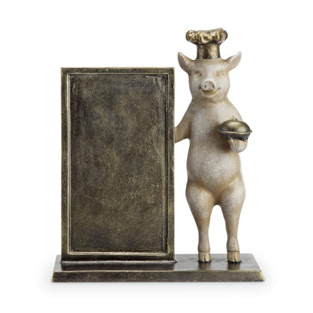 Pig Chef Menu Board | 34628 | SPI Home