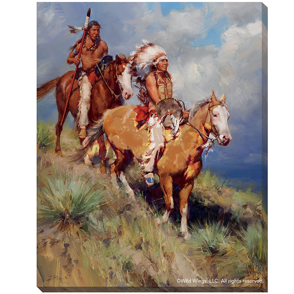 Horse Canvas Wall Art | Wild Wings | F26657084