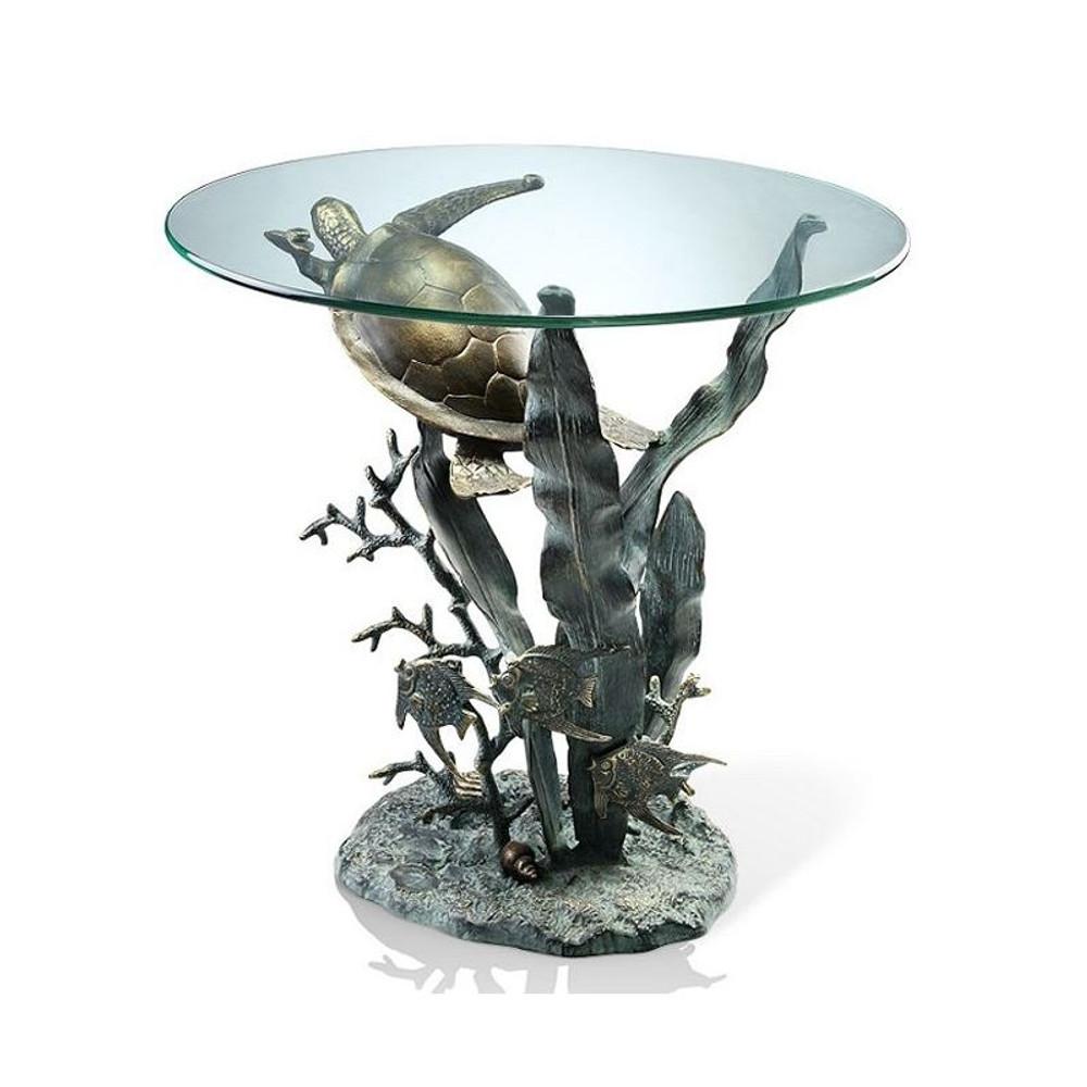 Sea Turtle Table | 33551 | SPI Home