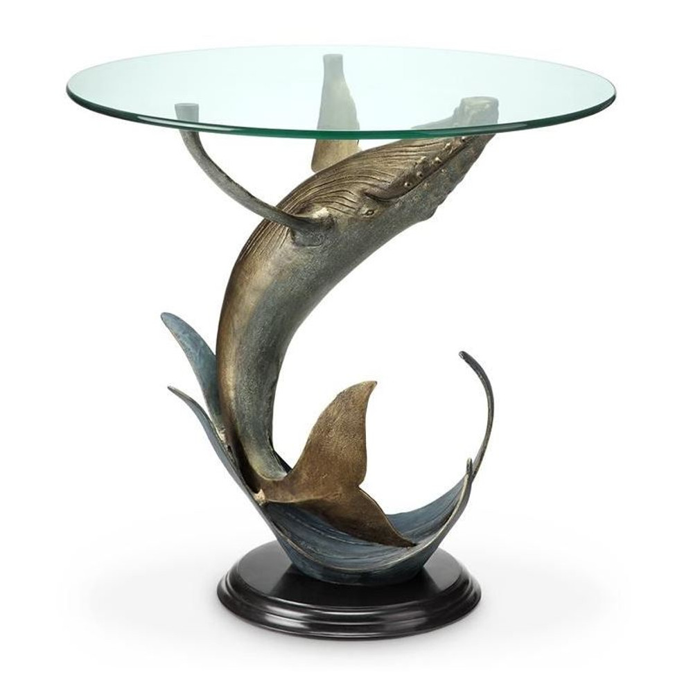 Whale End Table | 34055 | SPI Home