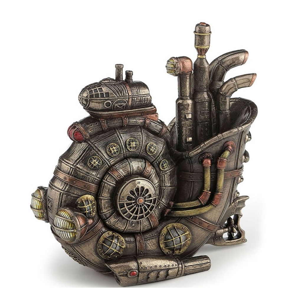 Steampunk Nautilus Submarine Trinket Box   Unicorn Studios   WU77119A4