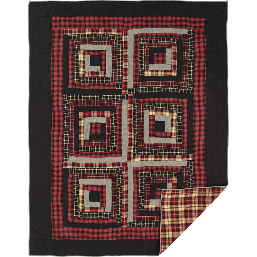 Cumberland Twin Quilt   VHC Brands   37864 -2