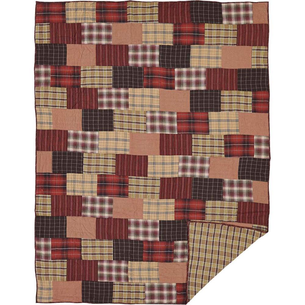 Wyatt Twin Quilt | VHC Brands | 38087