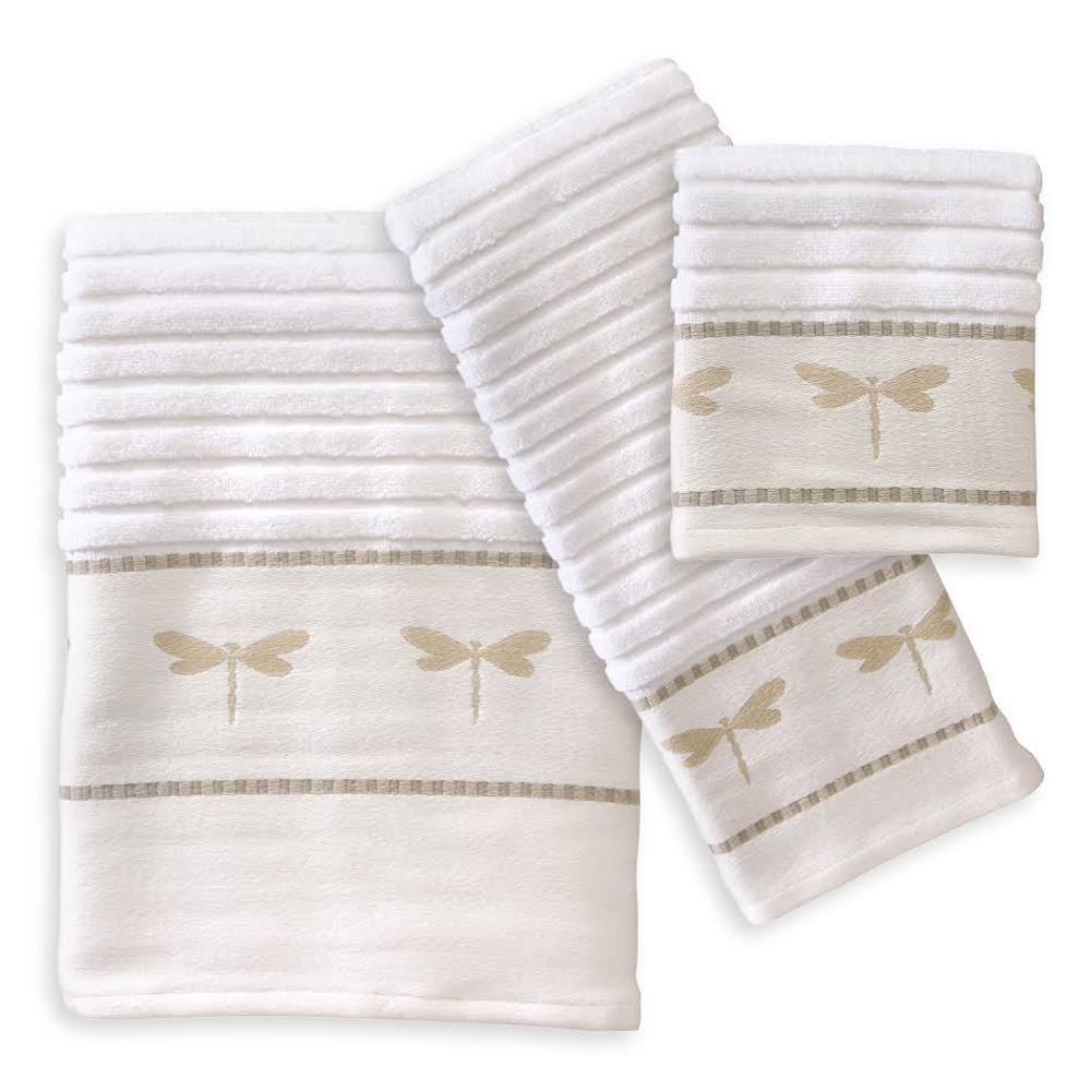 Dragonfly Bath Set | Creative Bath -5