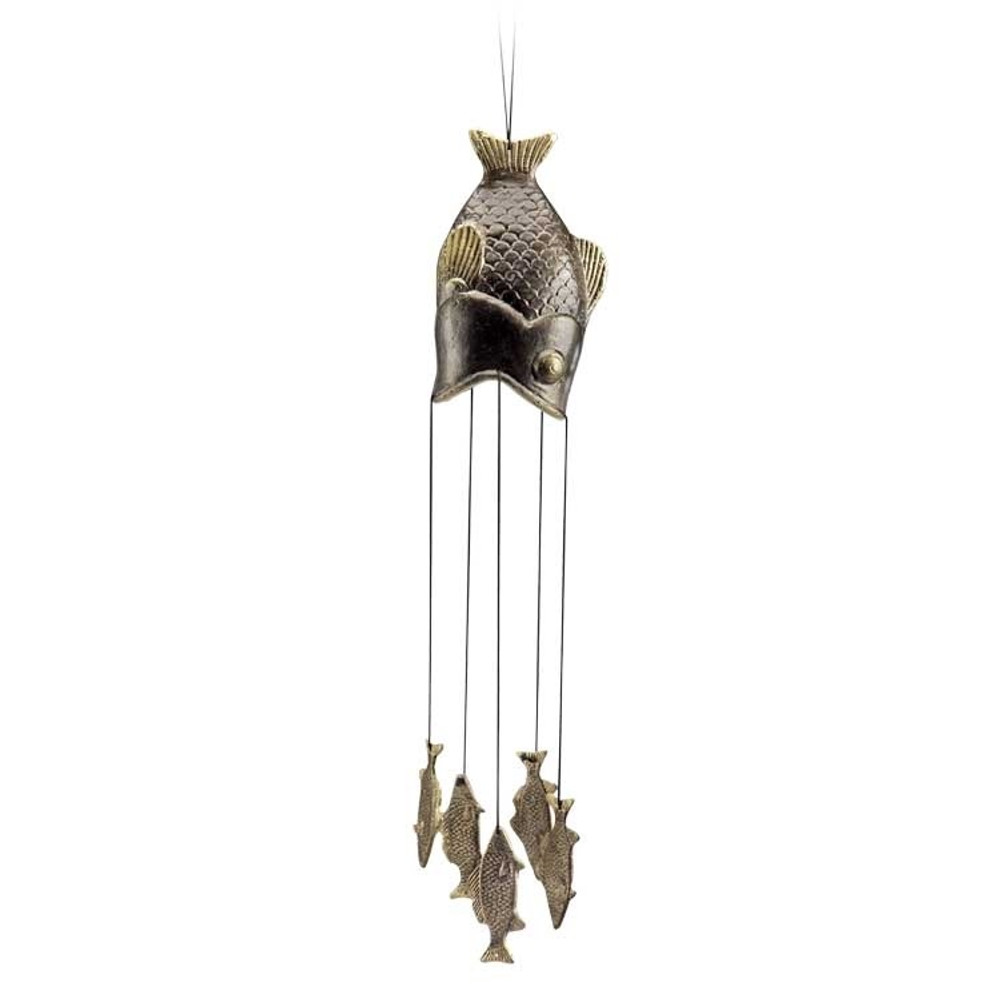 Hungry Fish Wind Chime | SPI Home | 34636