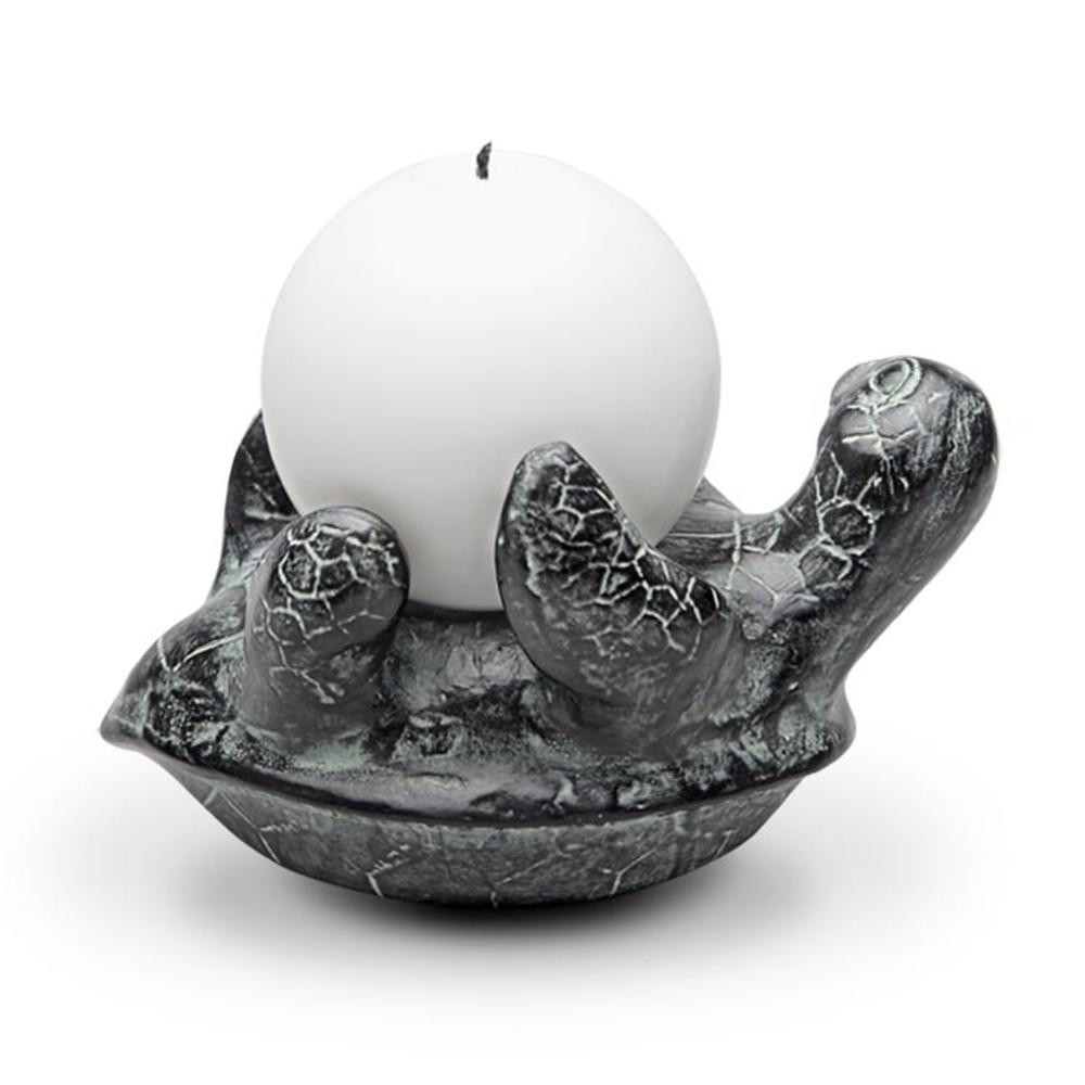 Turtle Candle Holder   SPI Home   34658 -2