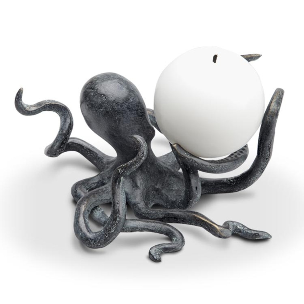 Octopus Candle Holder | SPI Home | 34659