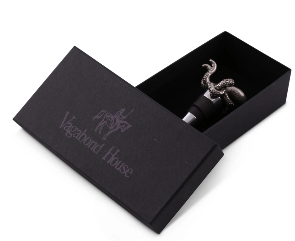 Octopus Bottle Stopper | Vagabond House | V960OP
