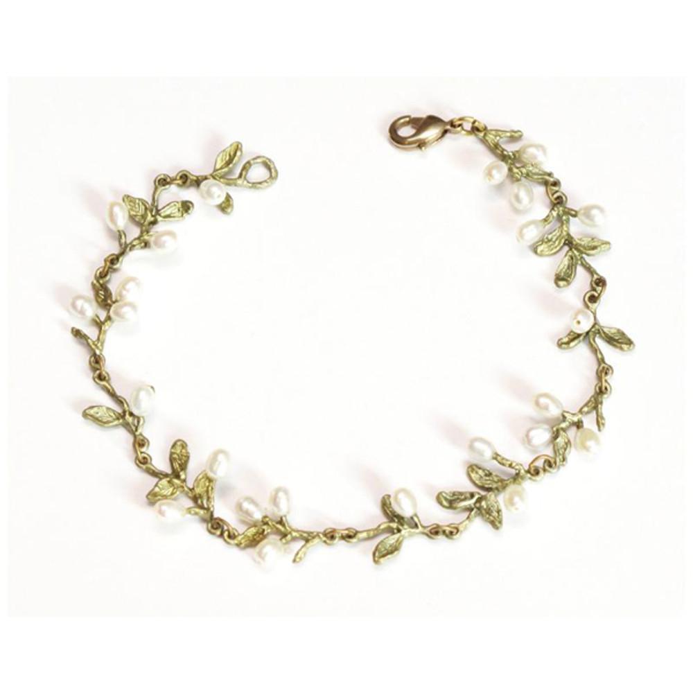 Carolina Flexible Bracelet | Michael Michaud Jewelry | 7157BZWP
