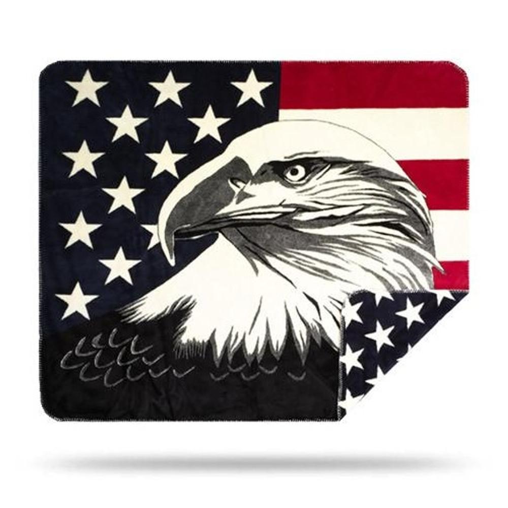 Eagle Micro Plush Throw Blanket | Denali | 16154172 -2